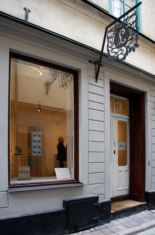 Galleri Studio L2, vy från utsida